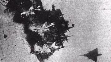 operacja skupienie wojna sześciodniowa