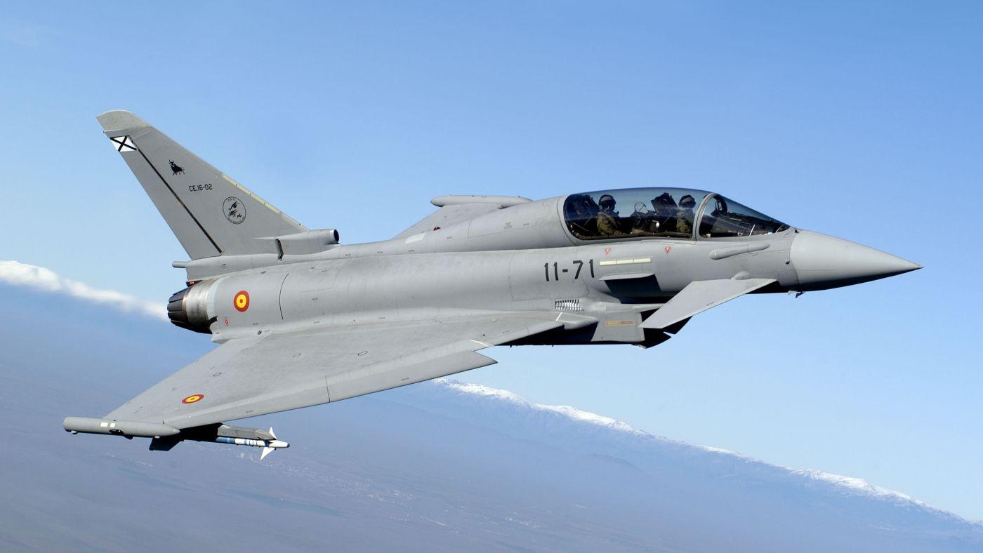 F-35 Hiszpania Harrier Hornet