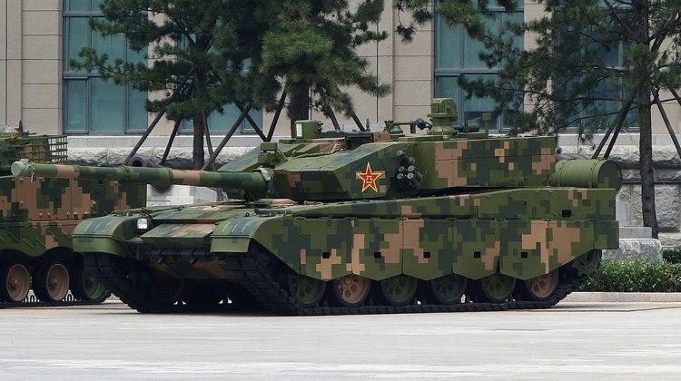 Pierwszy chiński system obrony aktywnej | Konflikty.pl