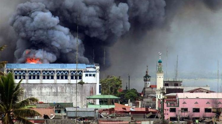 Bombing of Marawi City