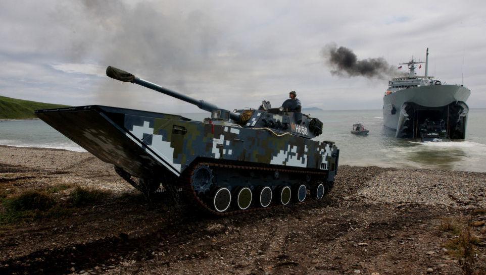 Chiny planują inwazję na Tajwan w ciągu trzech lat? | Konflikty.pl
