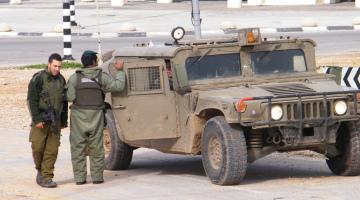 IDF_Humvee