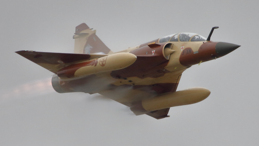 Mirage 2000D RIAT 2017