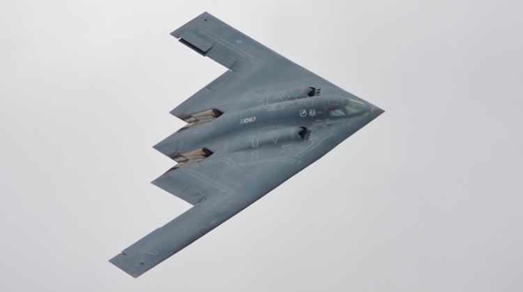 B-2 Spirit RIAT 2017