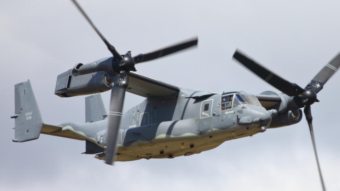 V-22 Osprey RIAT 2017