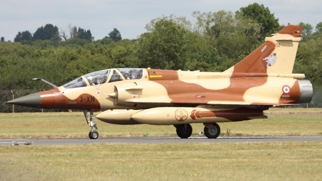 Mirage 2000 RIAT