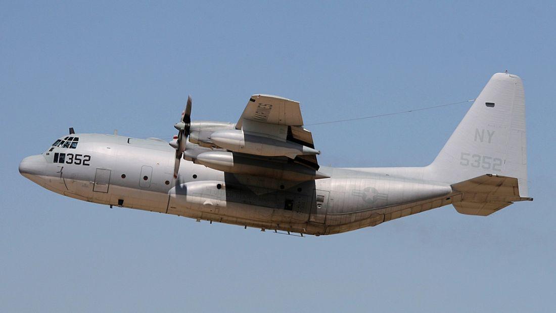 katastrofa KC-130 w stanie Missisipi, 16 ofiar | Konflikty.pl