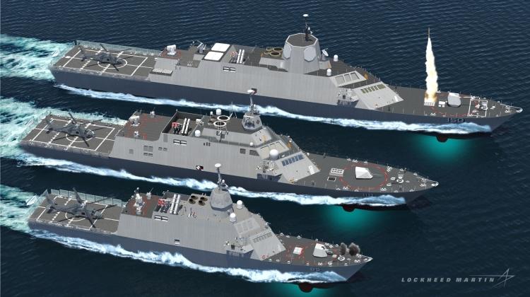 Nowe fregaty US Navy: Wszystko, tylko nie LCS | Konflikty.pl