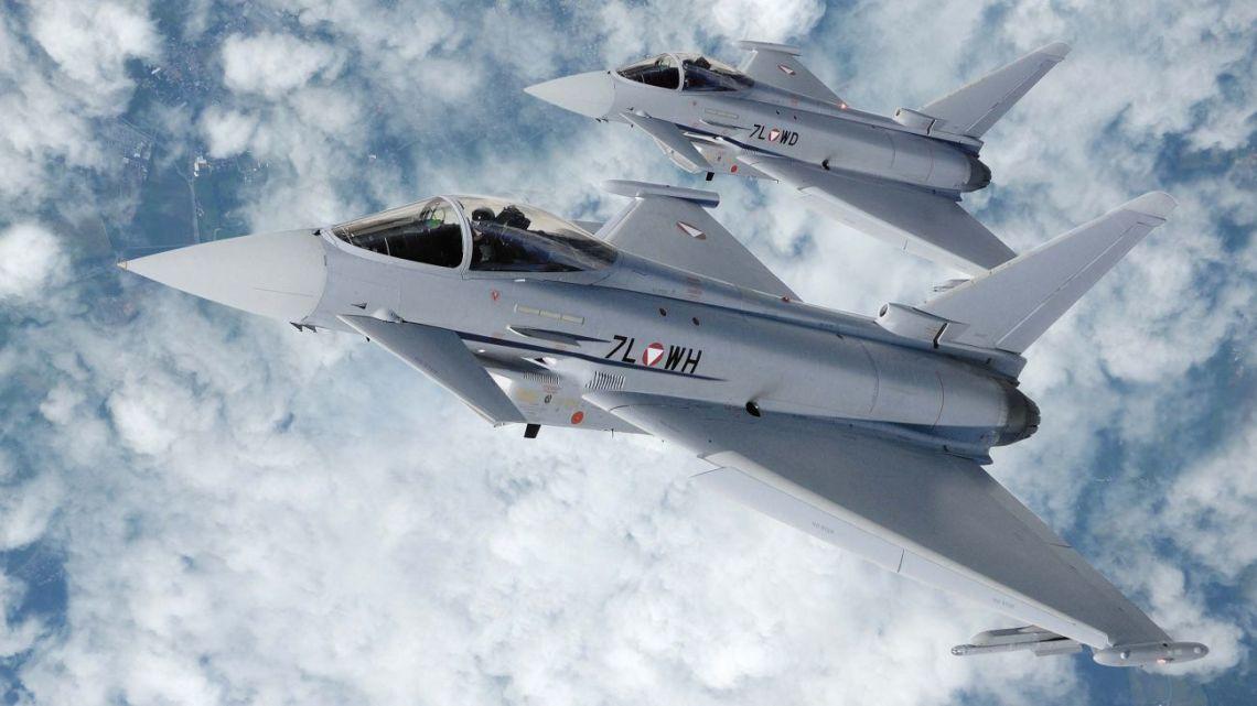 Austria wycofuje Typhoony ze służby | Konflikty.pl
