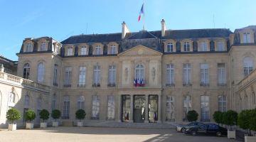 francja pałac elizejski