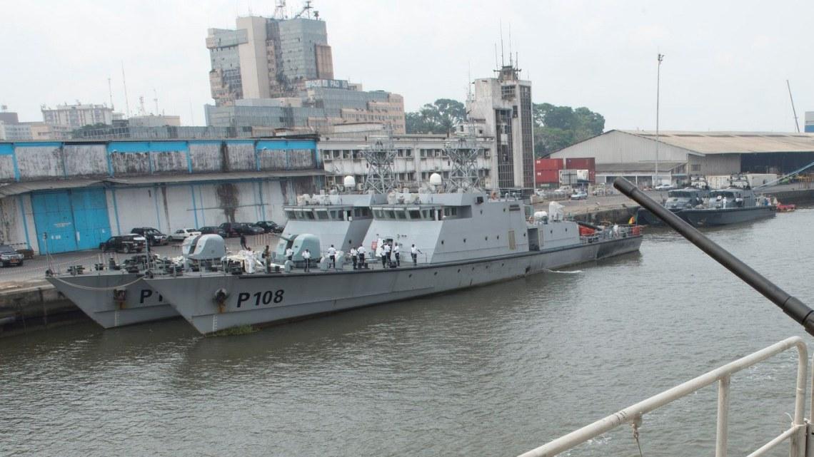 kamerun marynarka