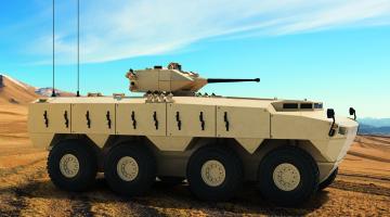 Pojazdy opancerzone Pars III dla Omanu | Konflikty.pl