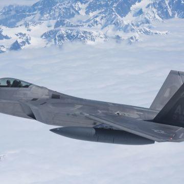 USAF testuje operacje rozproszone z udziałem F-22 | Konflikty.pl