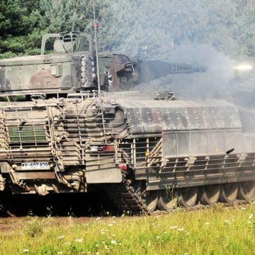 SPz Puma (US Army Reserve / Capt. Xeriqua Garfinkel)