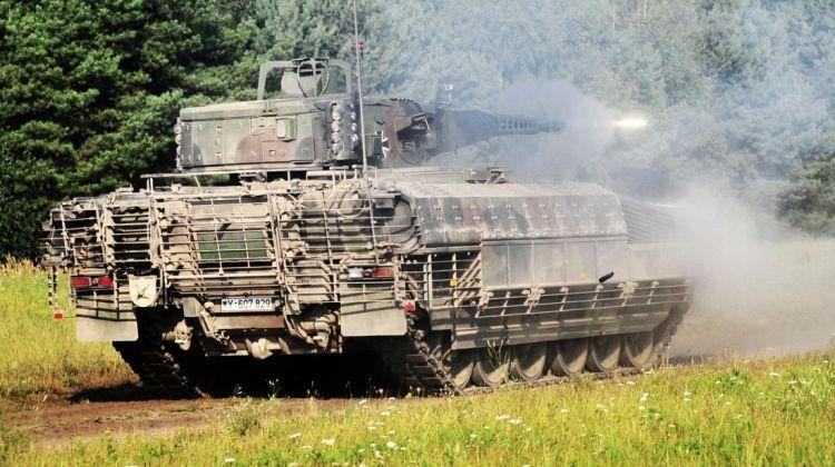 Bundeswehra rozważa wycofanie Pumy ze służby