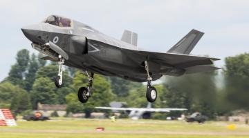 IDENTITY OF F-35 LIGHTNING TRAINING SQUADRON ANNOUNCED