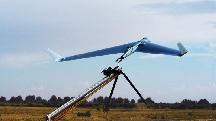 Aeronautics Ltd. Orbiter 2