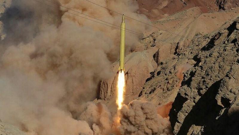 program rakietowy Iranu