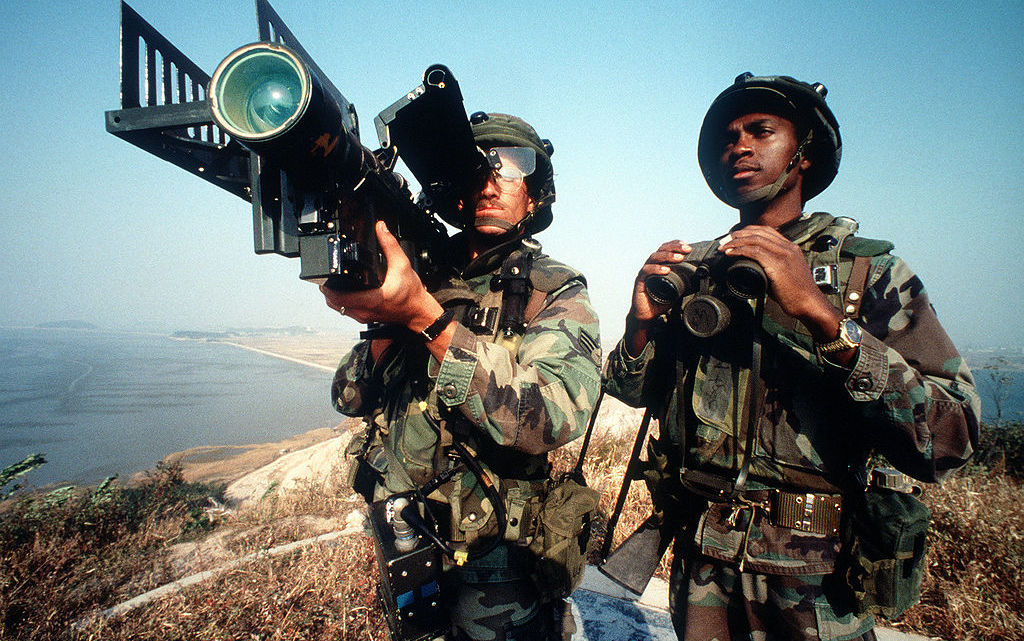 Geofencing w amerykańskim uzbrojeniu