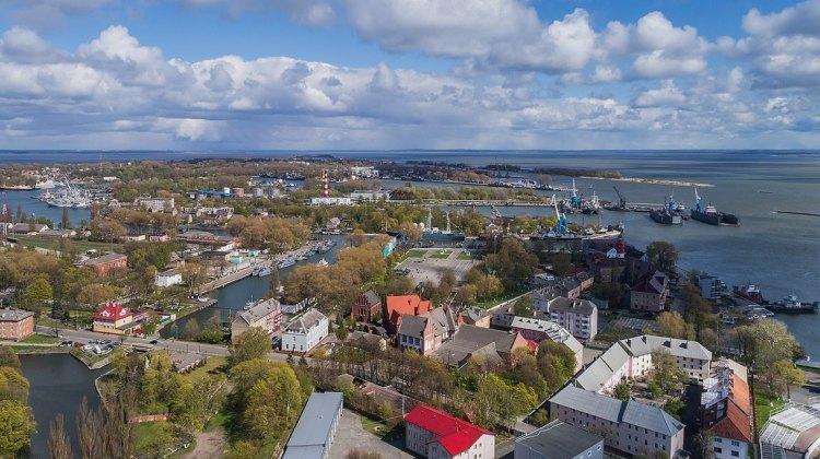 bałtijsk port