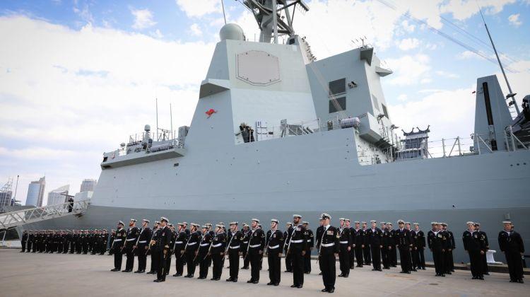 HMAS Hobart przyjęty do służby | Konflikty.pl