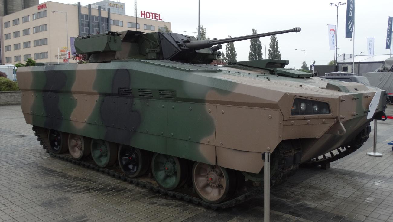 MSPO 2017: Rosomak, Kryl i polskie niszczyciele czołgów | Konflikty.pl