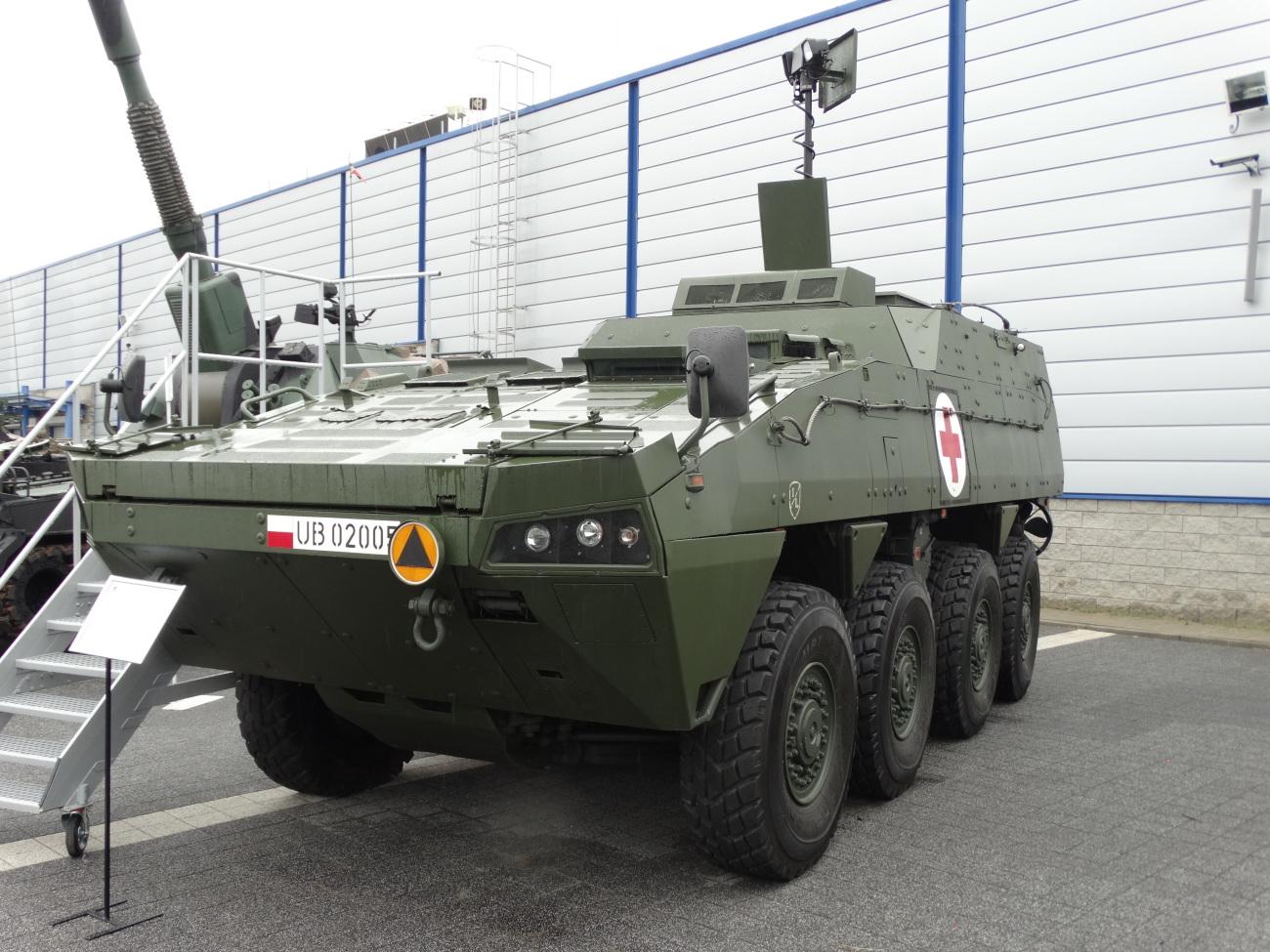 Rosomak, Kryl i polskie niszczyciele czołgów | Konflikty.pl