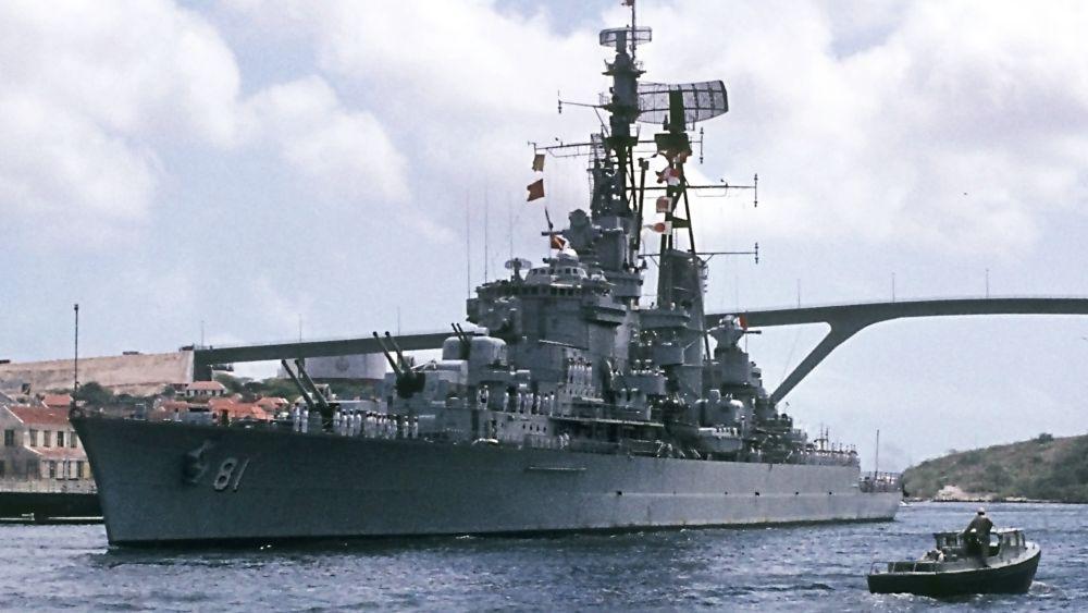 Ostatni prawdziwy krążownik Almirante Grau zakończył służbę   Konflikty.pl
