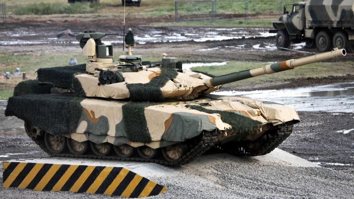 Dostawy zmodernizowanych T-90M Proryw-3 w 2018 roku   Konflikty.pl