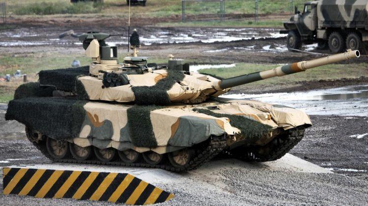 Dostawy zmodernizowanych T-90M Proryw-3 w 2018 roku | Konflikty.pl