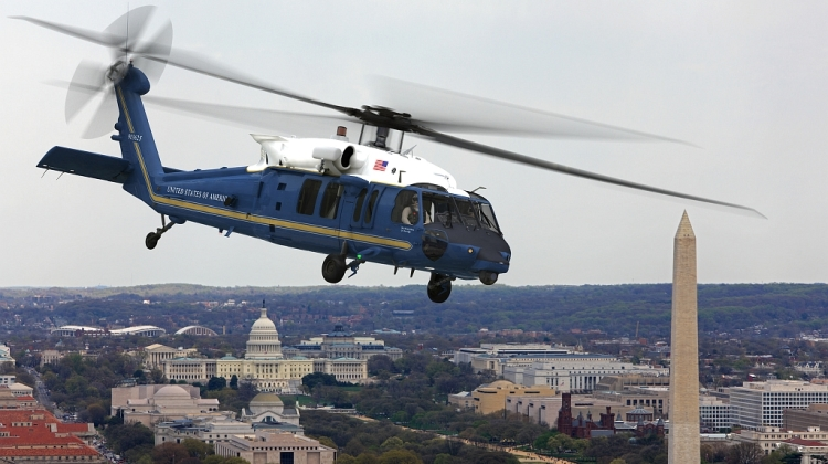 HH-60U Lockheed Martin