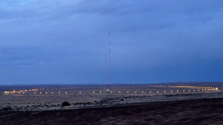 Negev_Radar_Site