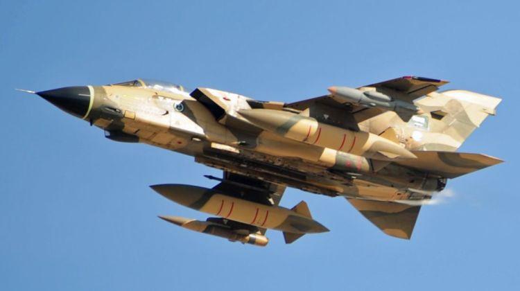 Odwet saudyjskiego lotnictwa za atak na Chamis Muszajt | Konflikty.pl