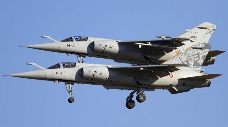 Kolejna firma z USA kupuje Mirage F1. Tym razem hiszpańskie | Konflikty.pl