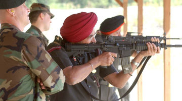 indian para commando