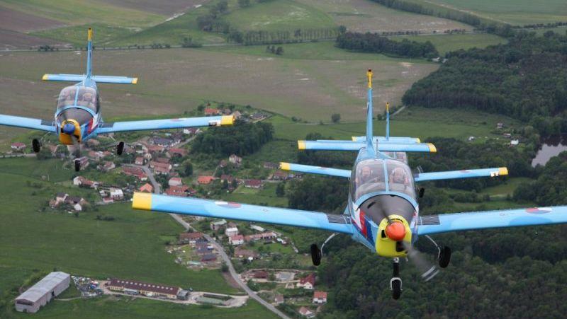 Centrum szkolenia lotniczego CLV Pardubice | Konflikty.pl