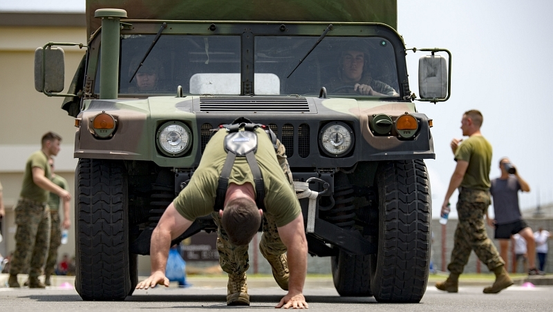 Amerykańskie Wojsko Chce Walczyć Z Nadwagą Konfliktypl