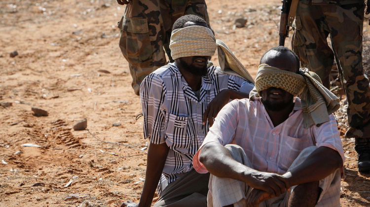 AMISOM_Combat_Engineers_search_for_IEDs_in_Kismayo_21_(8093709664)