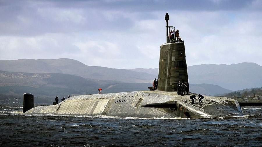 Brytyjskie odstraszanie atomowe