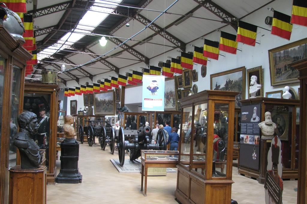 Królewskie Muzeum Sił Zbrojnych i Historii Wojskowej w Brukseli