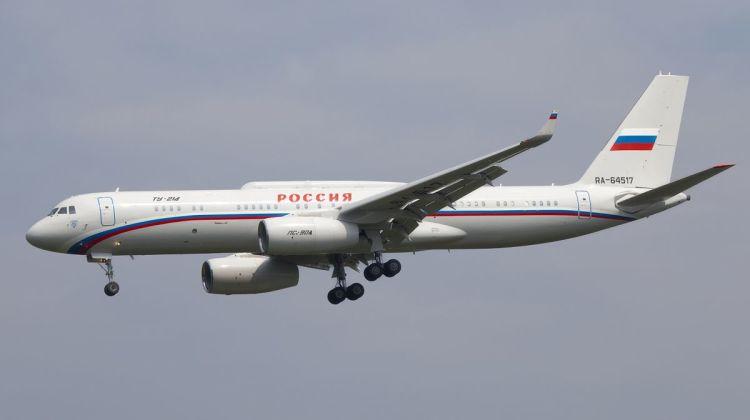 Pierwszy lot Tu-214PU-SBUS   Konflikty.pl