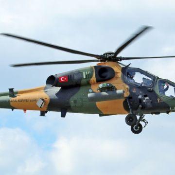 Turcy opracują nową wersję śmigłowca T129 ATAK-2   Konflikty.pl