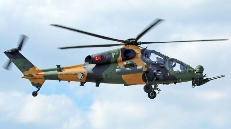 Turcy opracują nową wersję śmigłowca T129 ATAK-2 | Konflikty.pl