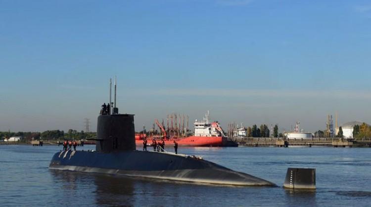 Poszukiwania ARA San Juan: jednak nie było prób łączności | Konflikty.pl