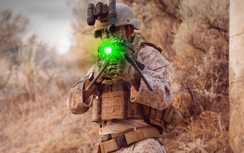 Nowe laserowe odstraszacze dla US Marine Corps | Konflikty.pl