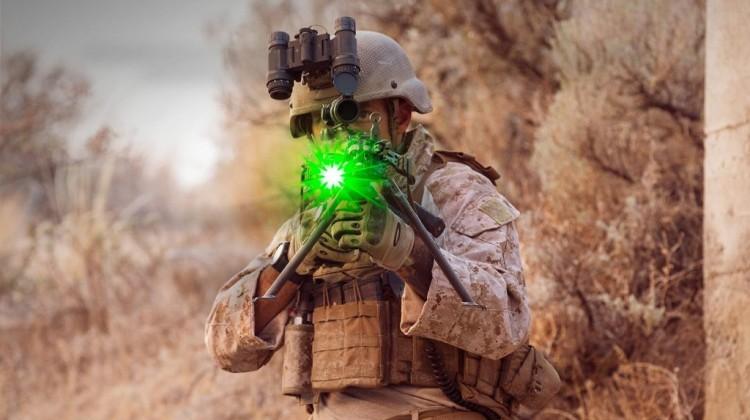 Nowe laserowe odstraszacze dla US Marine Corps   Konflikty.pl