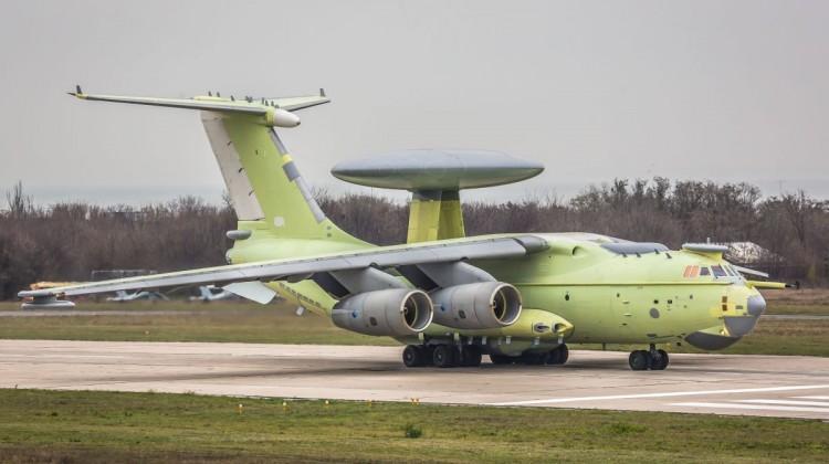 A-100 odbył pierwszy lot | Konflikty.pl