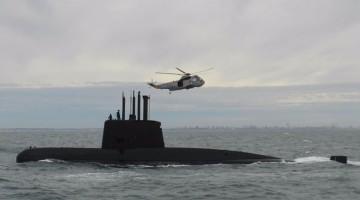 Okręt podwodny ARA San Juan odnaleziony