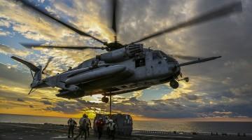 26th MEU Marines conduct HST aboard USS Iwo Jima