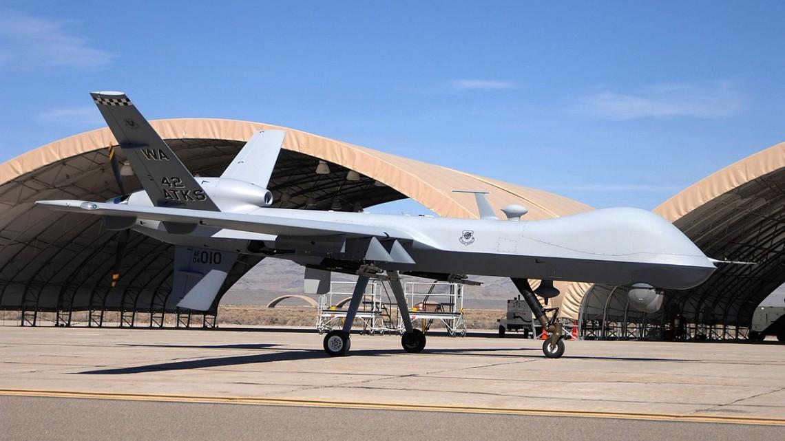 MQ-9_Reaper_at_Creech_AFB